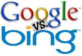 בינג מול גוגל