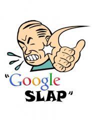 הכאפה של גוגל