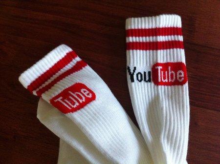 גרביים של Youtube