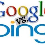 בינג מול גוגל – מהו מנוע החיפוש המועדף עליך?