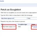 Fetch As GoogleBot מתוך כלי מנהלי האתרים של גוגל כבר לא בשלבי ביתא