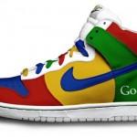 נעלי נייק בהשראת עיצוב גוגל