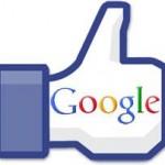 הוספת כפתור לייק של פייסבוק לאתר לא משפיעה על מיקומי האתר בגוגל