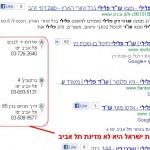 אתה בעל עסק בצפון או בדרום ? – גוגל ישראל לא סופרת אותך !