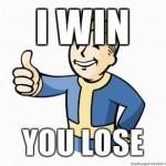 למה שיווק בגוגל זה משחק סכום אפס ? – אני ניצחתי, אתה הפסדת !
