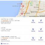 עדכון בהצגת תוצאות חיפוש מקומיות בגוגל – איך זה משפיע על העסק שלך?